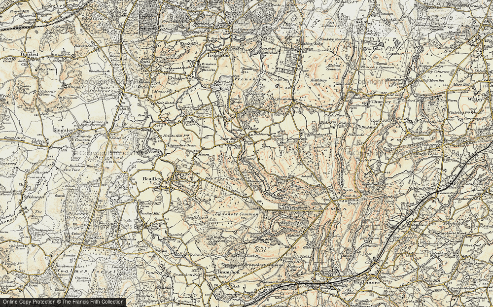 Barford, 1897-1909