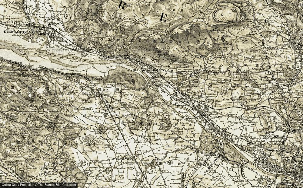 Bargarran, 1905-1906