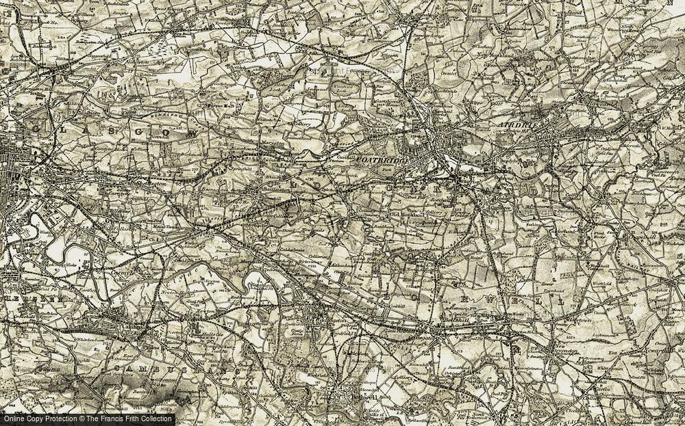 Bargeddie, 1904-1905