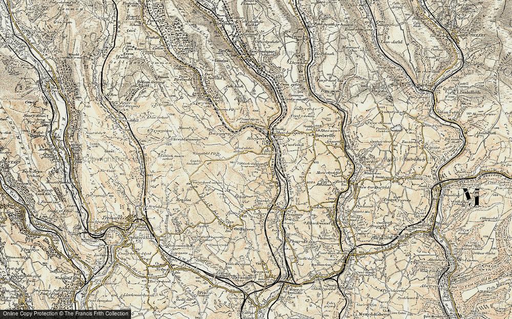 Bargoed, 1899-1900