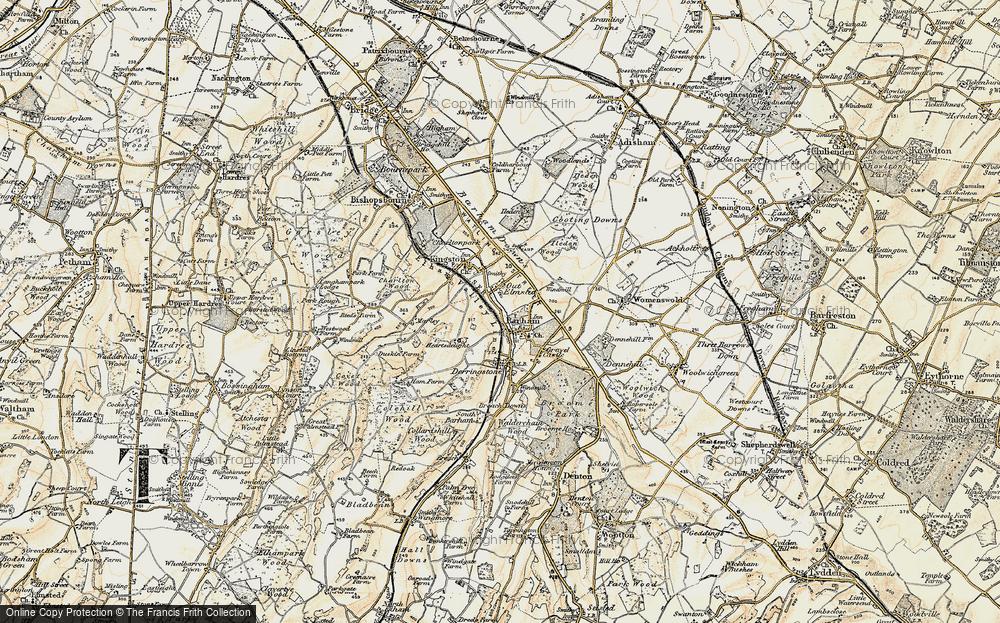 Barham, 1898-1899