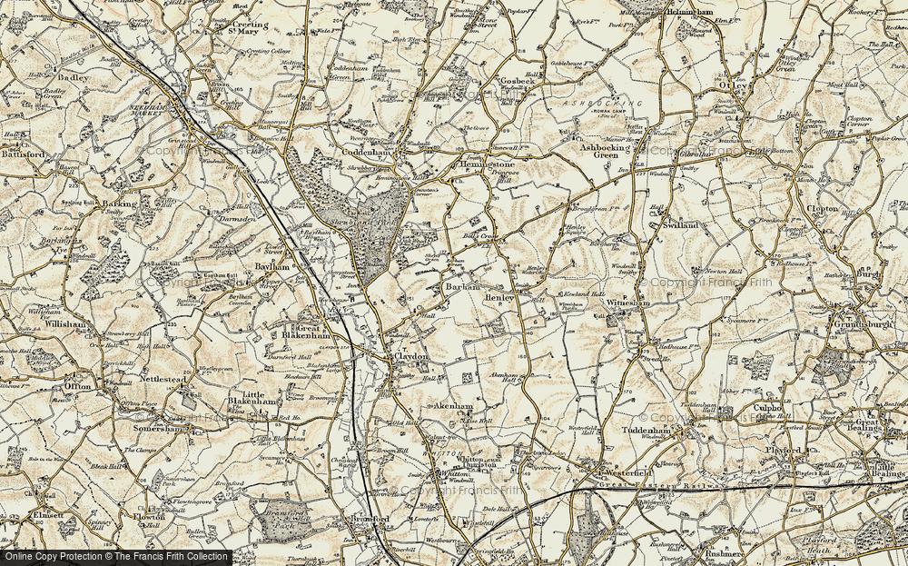 Barham, 1898-1901