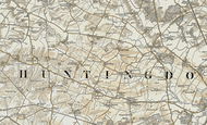Map of Barham, 1901
