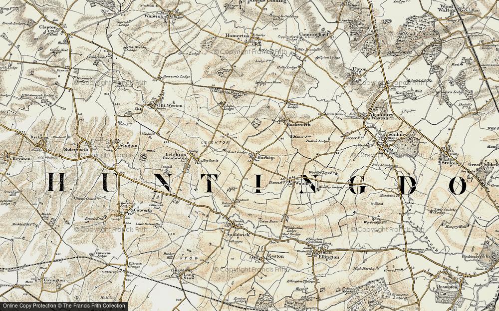 Barham, 1901
