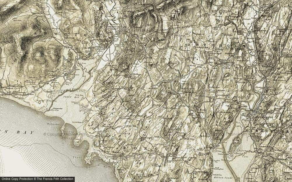 Barharrow, 1905