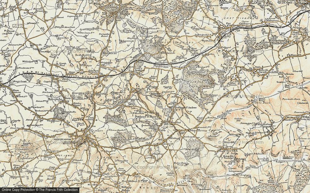 Barkers Hill, 1897-1909