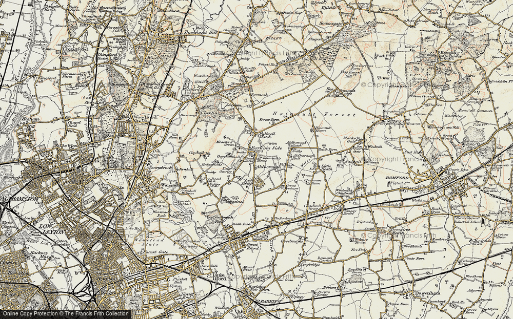 Barkingside, 1897-1898