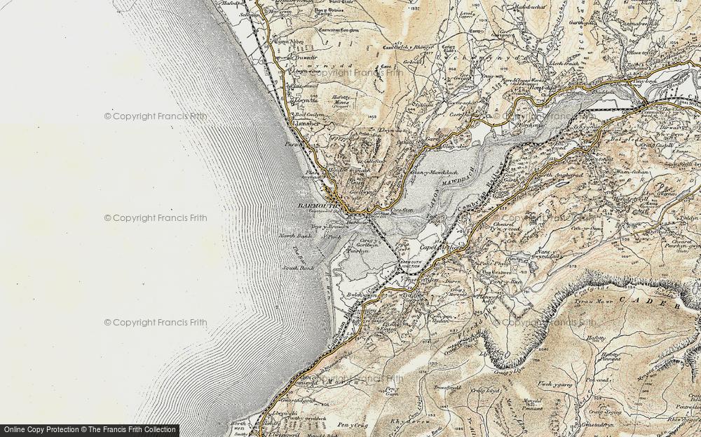 Barmouth, 1902-1903