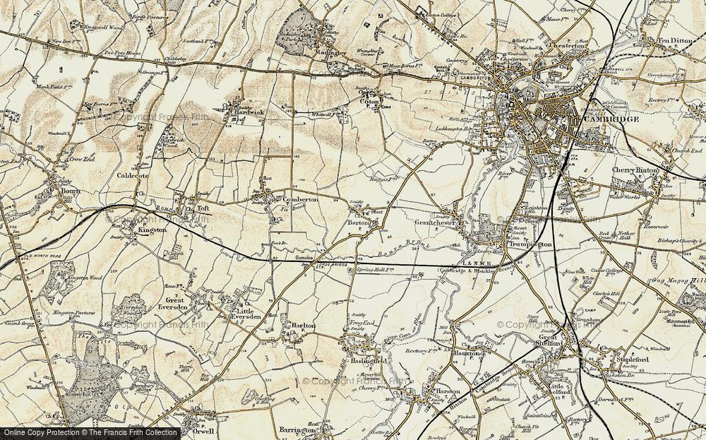 Barton, 1899-1901