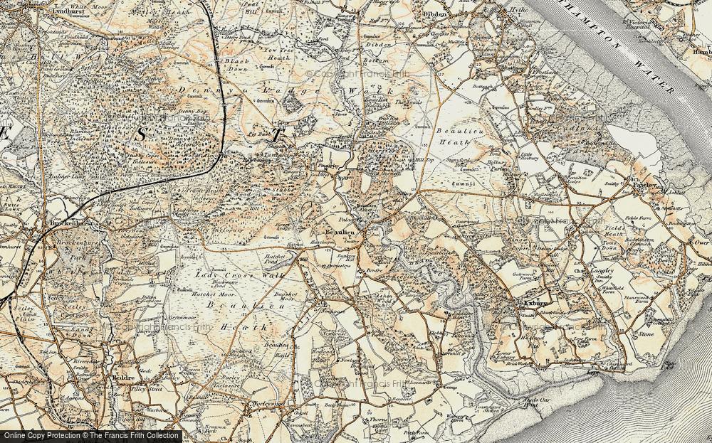 Beaulieu, 1897-1909