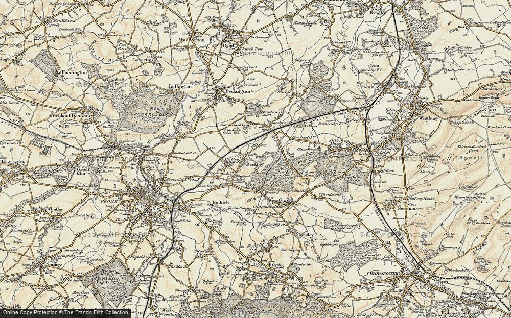 Berkley, 1898-1899