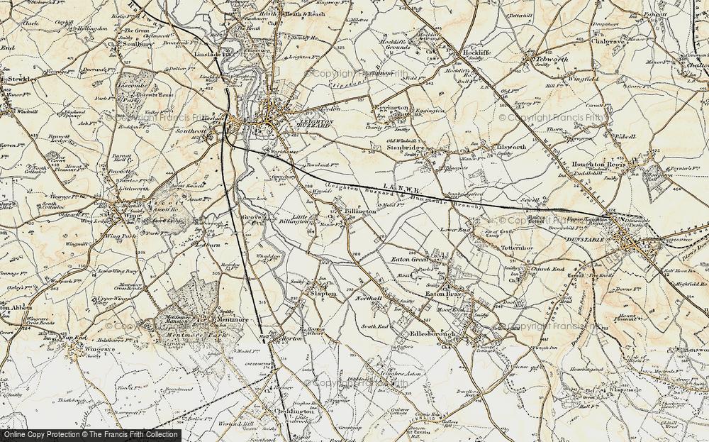 Billington, 1898-1899