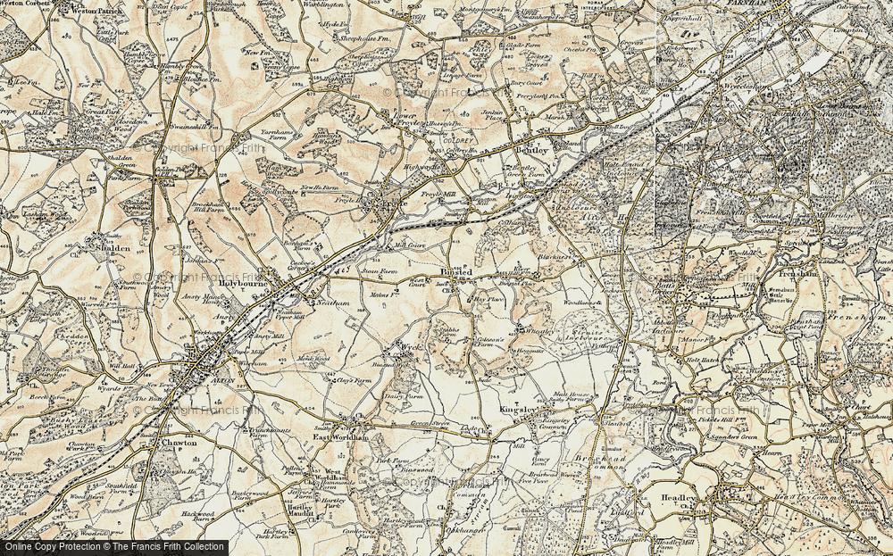Binsted, 1897-1909