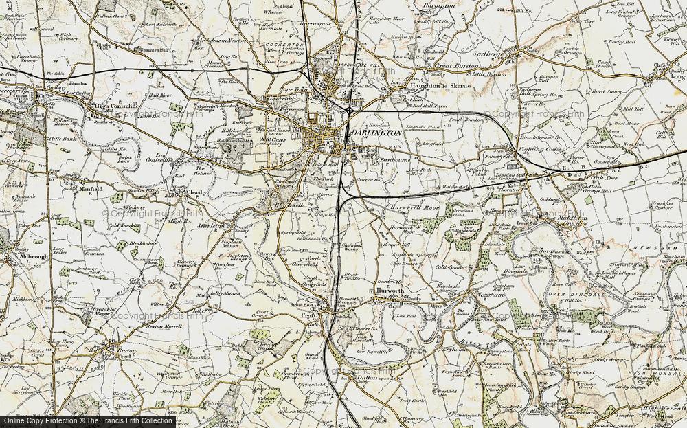 Black Banks, 1903-1904