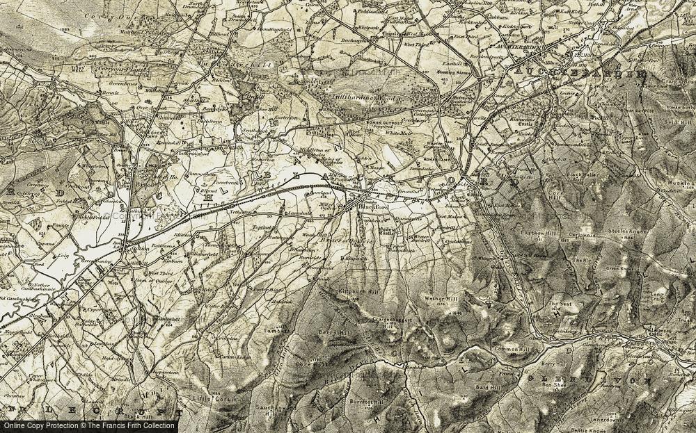 Blackford, 1906-1907