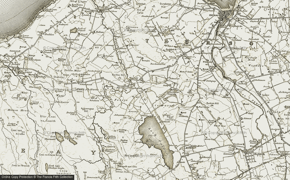 Brackrevach, 1911-1912