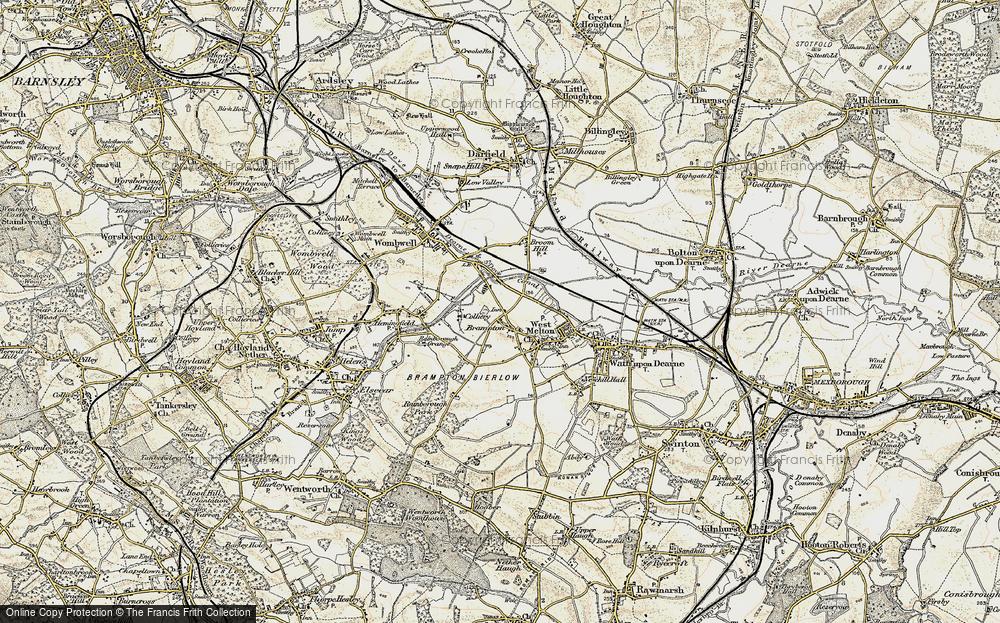 Brampton, 1903