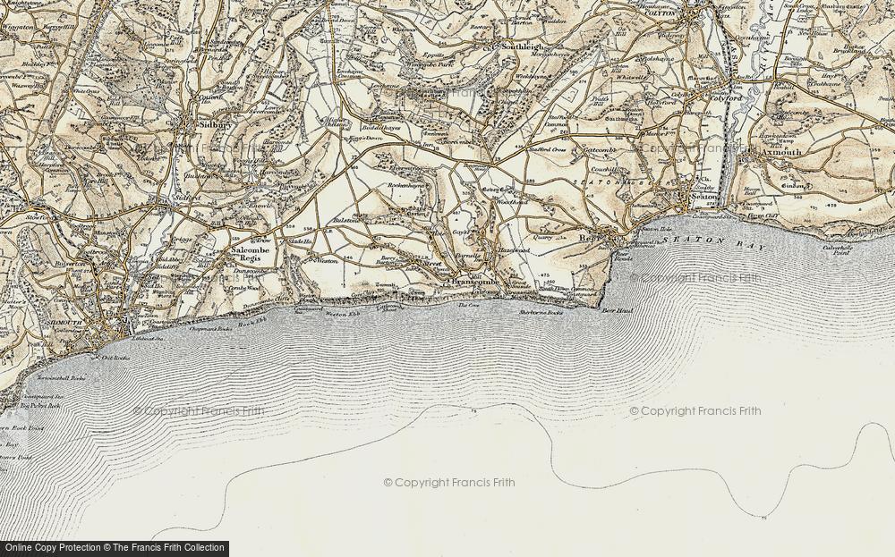 Branscombe, 1899