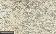 Map of Brinkley, 1899-1901