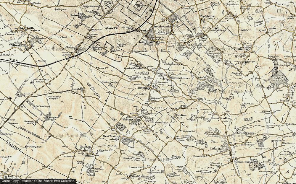 Brinkley, 1899-1901