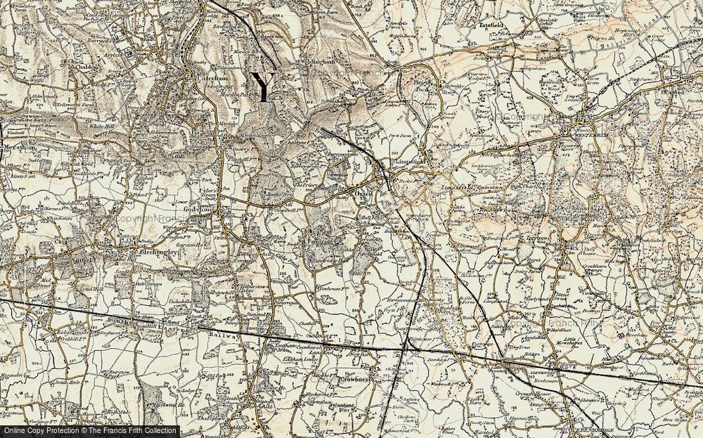 Broadham Green, 1898-1902
