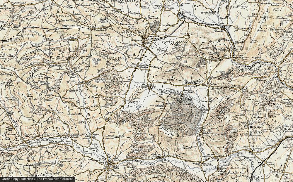 Brockton, 1901-1903
