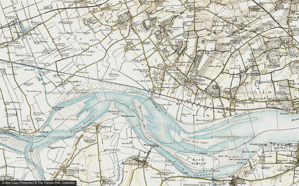 Brough, 1903-1908