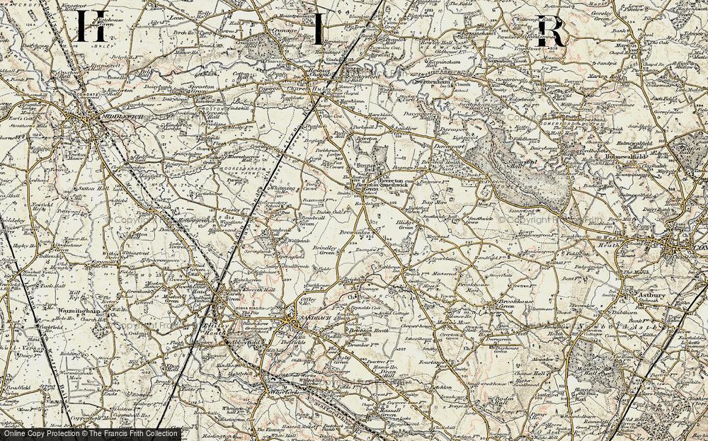 Brownedge, 1902-1903