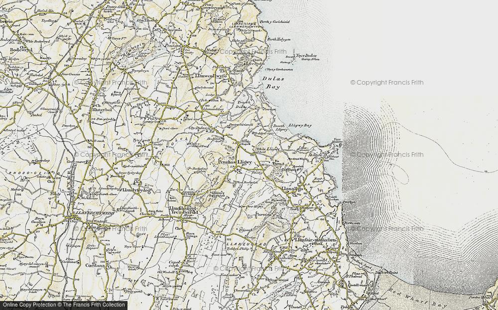 Brynrefail, 1903-1910