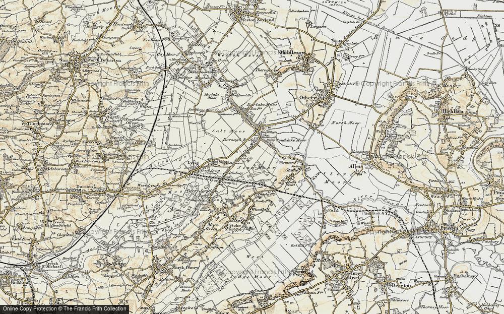 Burrowbridge, 1898-1900