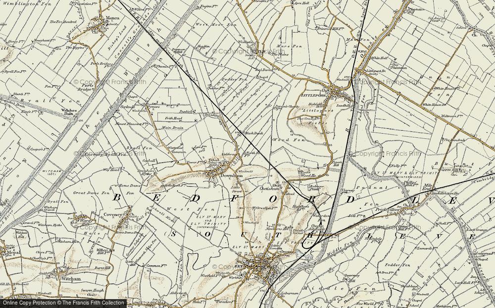 California, 1901