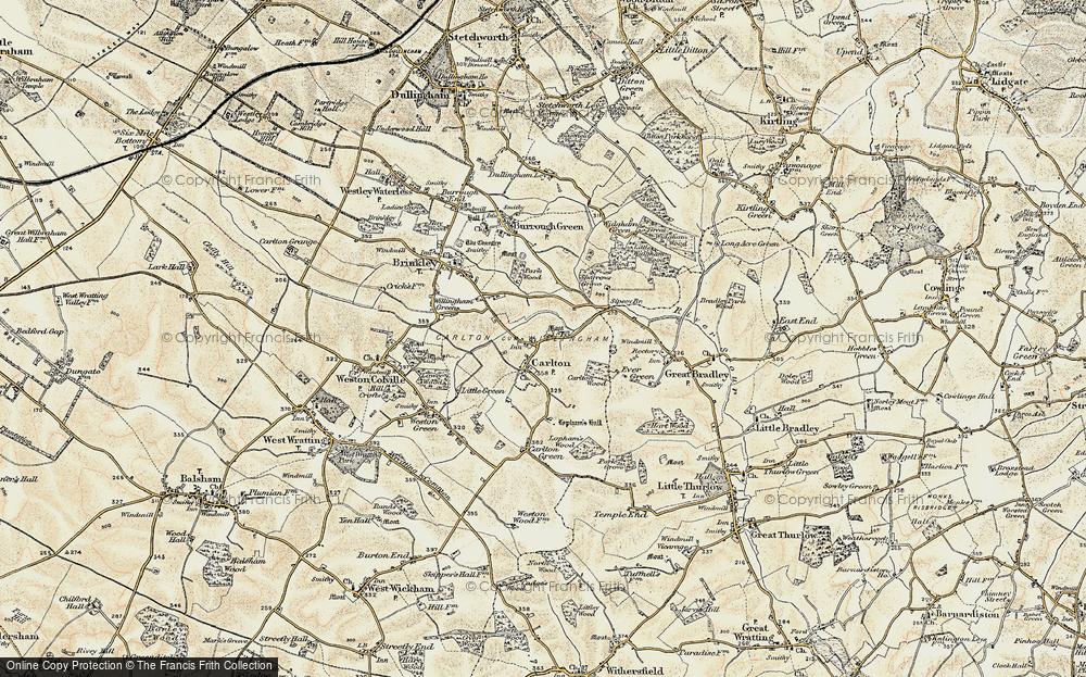 Carlton, 1899-1901