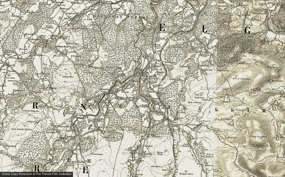 Carnach, 1910-1911