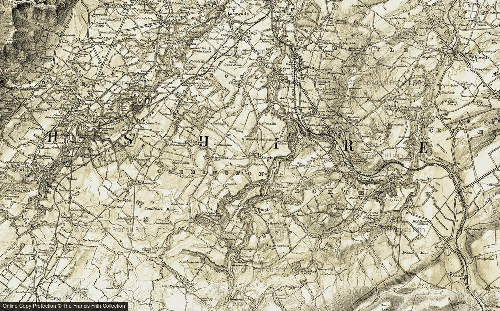 Carrington, 1903-1904