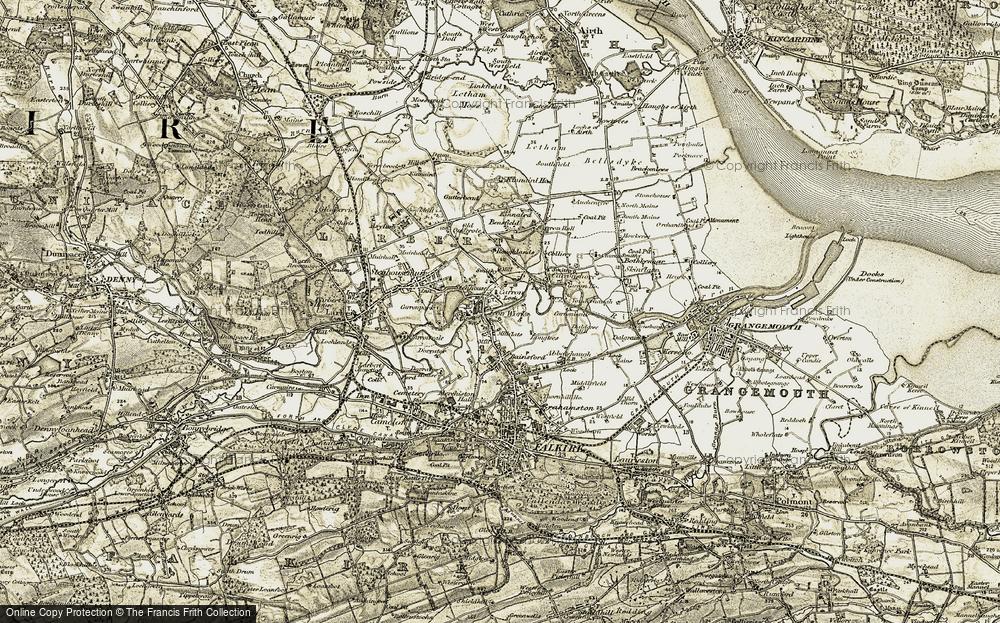 Carron, 1904-1907