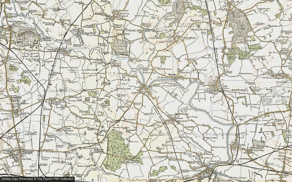 Cawood, 1903