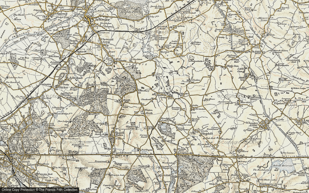 Chadwell, 1902