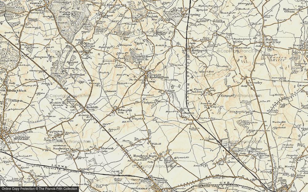 Chalgrave, 1898-1899