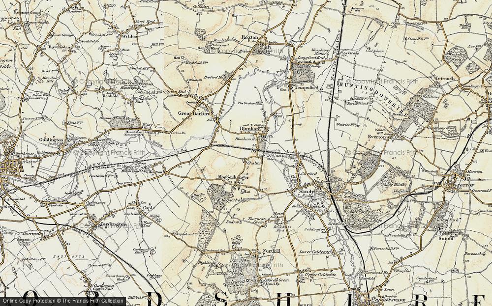 Chalton, 1898-1901