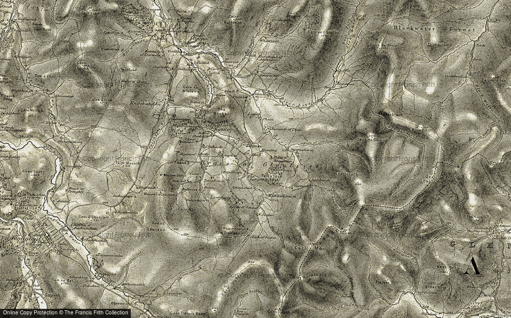 Chapeltown, 1908-1911