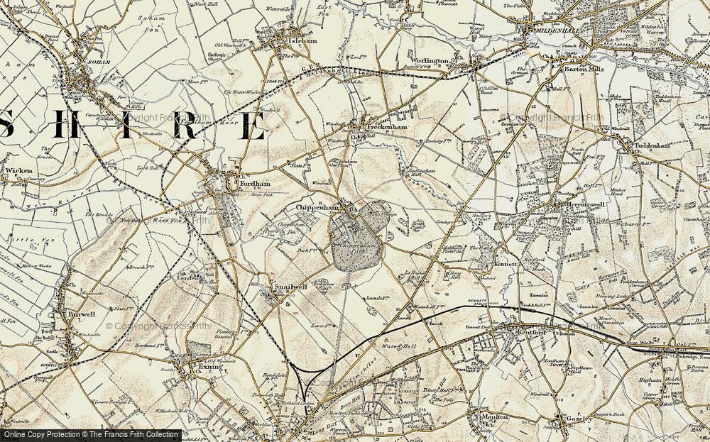 Chippenham, 1901