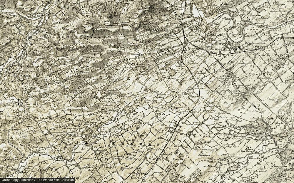 Clarilaw, 1901-1904