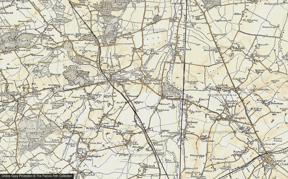 Clifton, 1898-1901