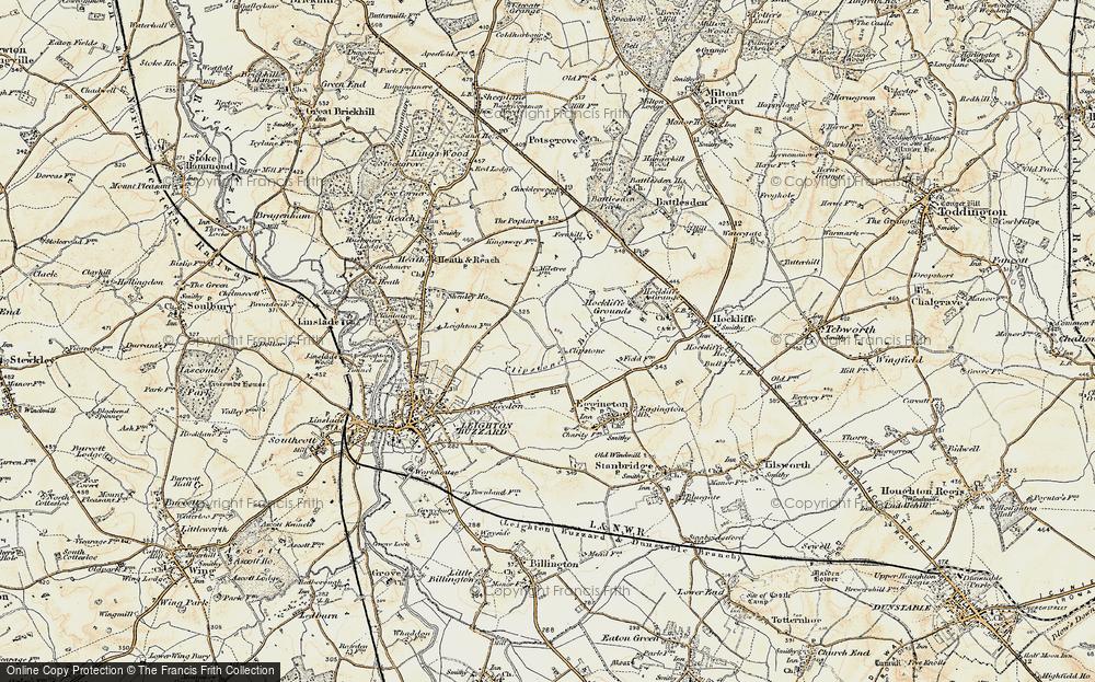 Clipstone, 1898-1899