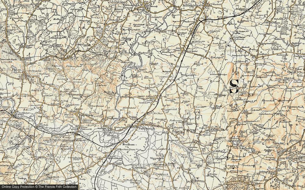 Codmore Hill, 1897-1900