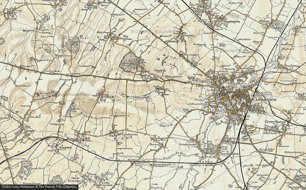 Coton, 1899-1901