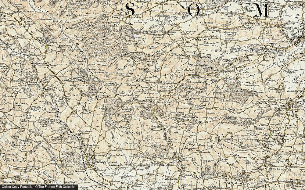 Courtway, 1898-1900