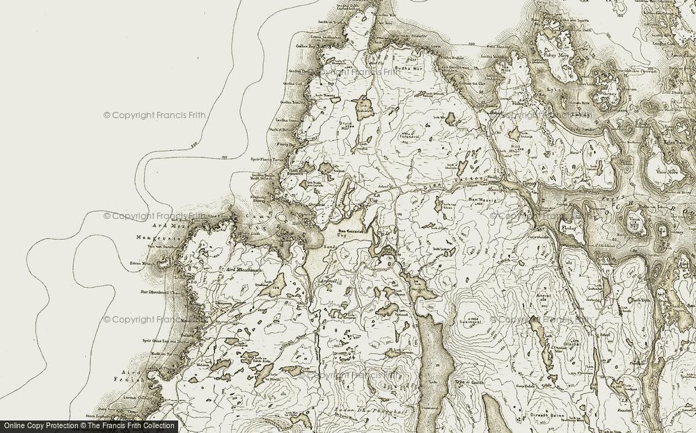 Cradhlastadh, 1911