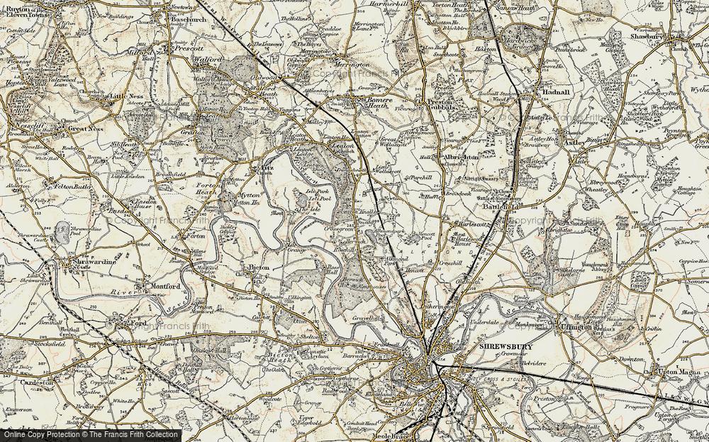 Crossgreen, 1902