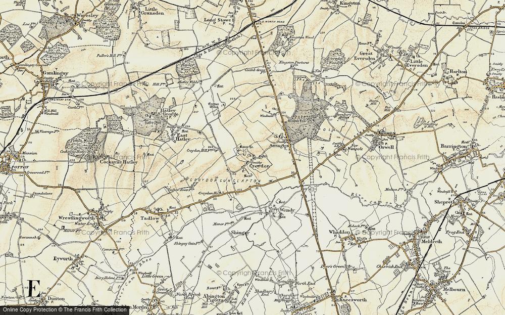 Croydon, 1899-1901